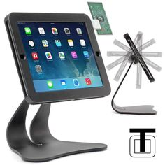 iPad Stand EnCloz, a POS anti-theft security stand for many startup to large businesses to general display use, that offers many user benefits has been improved and available now at a starting price of just $99.99.Features of these USA custom fit stands are the aesthetic slim fit and the ball socket technology that gives the POS stand a sense of style and function. Having a slim fit to the device allows full access to all of the ports and cameras.