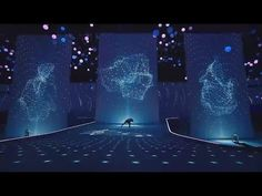 BMW Next 100 amazing audiovisual show
