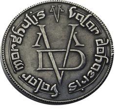 Valar Morghulis/Valar Dohaeris Coin