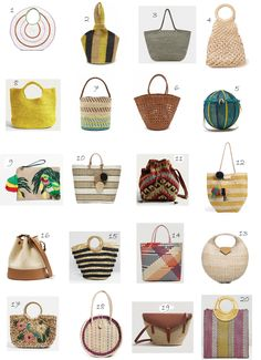 SUMMER BAGS - My Daily Style