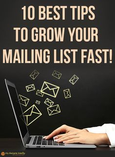 I'm going to attempt to make this article different than most posts about how to grow your blog mailing list fast. I'm not going to tell you obvious things. I'm going to try to tell you tips that you haven't heard before and I'm going to try to be more specific because I'm tired ofContinue