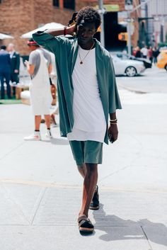 All the Best Street Style From New York Fashion Week
