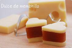 Dulce de membrillo con queso (quince paste with cheese) - so simple and so delicious!