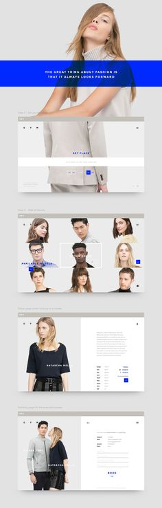 Wall of Beauty on Web Design Served