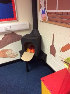 The Great Fire of London: Pudding Lane Bakery role play