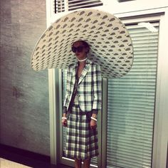 Thom Browne Resort collection 2012