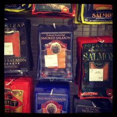 Smoked Salmon by captainmardens, via Flickr