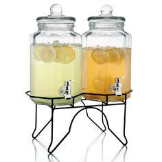 Laredo Octagon Douple Dispenser