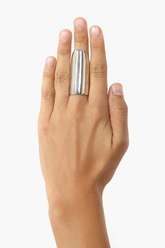 Bullet Knuckle Ring