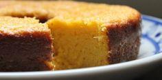 Receitas Supreme – Receita de Bolo de Milho com Coco – sem farinha