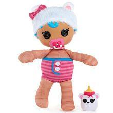 Lalaloopsy Babies Doll- Mittens Fluff 'n' Stuff