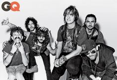 JC + The Voidz - GQ 2014.