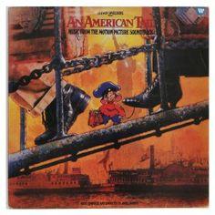 #An #American #tail - #vinil #vinilrecords #trilhasonora #music