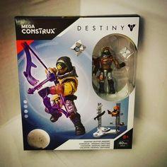 Mega-Construx-Destiny-Hunter-Cryptid-Armory-Set-40-pcs-NIP