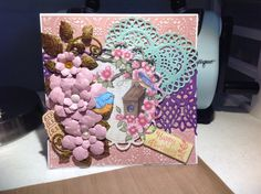 Heartfelt Creations Happy Birthday