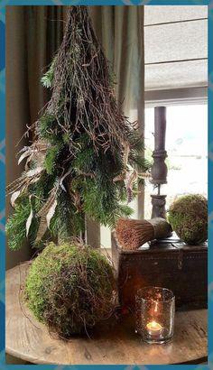 Stylen Op De Wemelaer Deel 11 De Wijntafel Miss Hare In 2020 Amazing Christmas Trees Outdoor Christmas Decorations Rustic Christmas