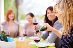 Beber vino tinto previene el Cáncer
