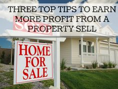 Share this:Selling your home is a costly business. For most of us, the aim is to make a profit, either to contribute towards our next purchase, cover debts or bolster our bank balances. As houses t…