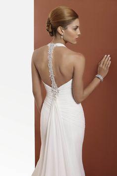 abito da sposa stile impero  www.protagonisti.it