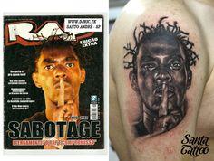 Sabotage : www.santatattoo.com.br