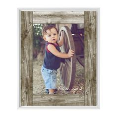 Mounted Wall Art: Wood Photo Real, Single piece, White, 8 x 10 inches, Beige
