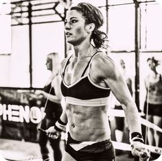 Andrea Ager - Crossfit - Double Unders