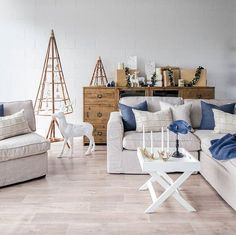It's beginning to look very festive in store at The Beach Furniture with our Eadie cushions