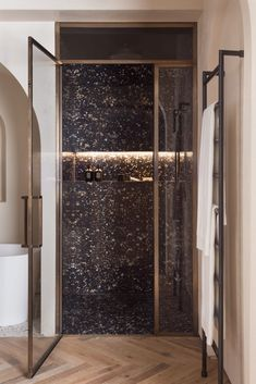 Having a shower in your bathroom is usually a high priority for any home, whether you have the room for a separate bath or not, so our shower room ideas Bath Or Shower, Have A Shower, Walk In Shower, Pivot Doors, Shower Panels, Higher Design, Wet Rooms, Shower Enclosure, Small Bathroom