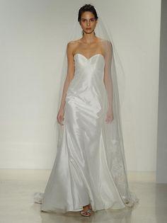 Satin-Hochzeitskleid — Meerjungfrau — Kelly Faetanini 2016 Foto  Alle Brautkleider http://de.lady-vishenka.com/satin-mermaid-wedding-dress-2016/