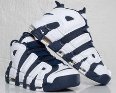 reputable site a56fc ef865 The Olympic colorway of the Nike Air More Uptempo is scheduled to return on  July 2016 for this year s Summer Olympics.