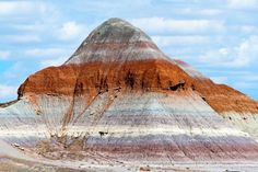 Painted Desert, Festett-sivatag Amerika Arizona