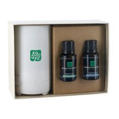 Electronic Diffuser with two essential oils   Minimum order 10, $51.65 - $49.65 ea.