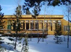 Estes Park cabin rental $298/night