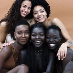 Every shade of black is equally beautiful ❤️