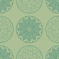 Papel de Parede Autocolante - Floral 39