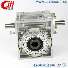 Worm Gearbox  1.Model: NRV030-090 Ratio:5-100   2.100% Testing Before Shipment    3.Other Model: NMRV   4.OEM is welcome great pin!