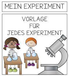 Mein Experiment, Experiment, experimentieren, Vorlage, kreativ, AFS-Methode, schreiben, lesen, Stephany Koujou