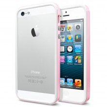 Forro iPhone 5 Spigen SGP Neo Hybrid EX Slim Snow Series - Rosa Sherbet  CO$ 92.919,36