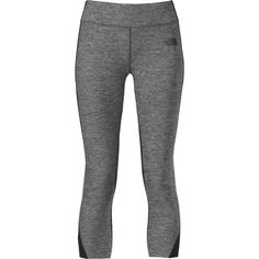 The North Face Dynamix Legging ($48) ❤ liked on Polyvore featuring pants, bottoms, leggings, pants/shorts, sportswear and the north face
