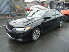 Salvage 2013 HONDA ACCORD LX for sale  THIS IS A SALVAGE REPAIRABLE VEHICLE WITH RIGHT FRONT AND SIDE COLLISION DAMAGE. CAR RUNS, DRIVES HAS BACK UP CAMERA SYSTEM AND ALL AIRBAGS INTACT. For more information and immediate assistance, please call +1-718-991-8888