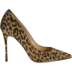 Godiva Haircalf Leopard Pumps ($695) ❤ liked on Polyvore featuring shoes, pumps, print, stiletto shoes, leopard calf hair pumps, leopard print pumps, sergio rossi pumps and leopard shoes #sergiorossipumps #sergiorossigodiva