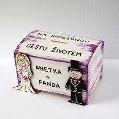 Výsledek obrázku pro nevěsta a ženich kresba Decorative Boxes, Ideas, Thoughts, Decorative Storage Boxes