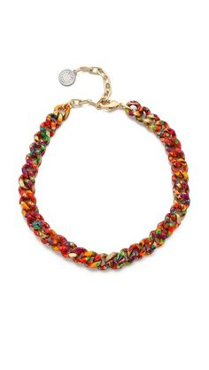 Gemma Redux Splatter Chain Necklace #Shopbop