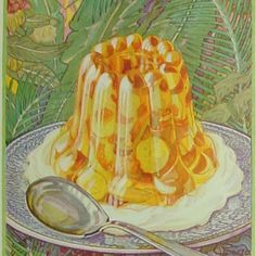 Items similar to Vintage Jello Ads 1920  illlustration pages magazines set of two on Etsy