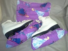 Figure/Ice Skating Blade Covers/Soakers by PurposelyDesigned2