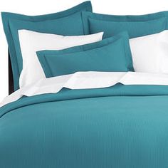 Avery Teal Bed Linens