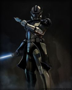 SW fan art by Danai-K.deviantart.com on @deviantART