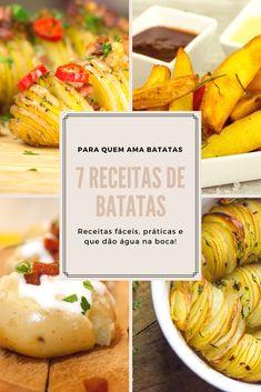 Receitas de Batata