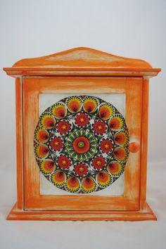 Key cabinet, $30