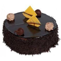 Dark Chocolate Cakes, Chocolate Brownies, Icing Cake Design, Cake Branding, Online Cake Delivery, Ice Cream Social, Cake Decorating Videos, Cake Online, Big Cakes